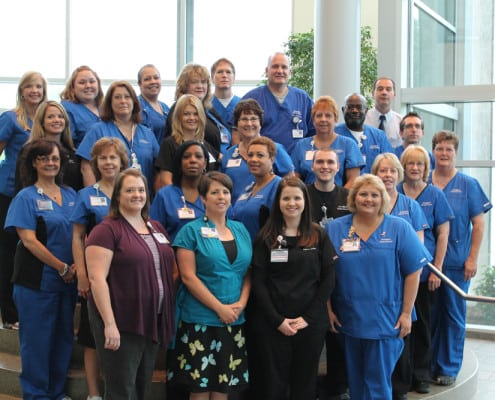 Group Photo of the SERO Staff and Board-Certified Physicians