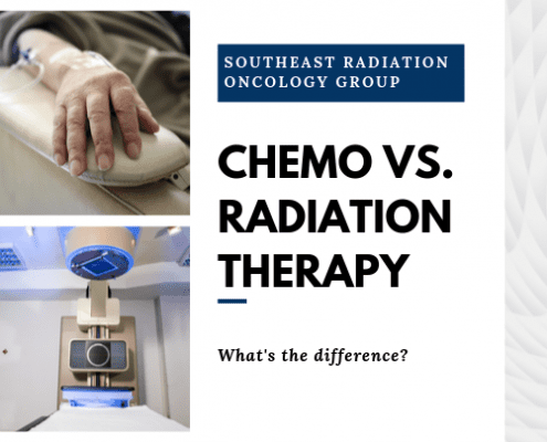 Chemotherapy (chemo) vs. Radiation Therapy: What's the Difference? - SERO - treatcancer.com