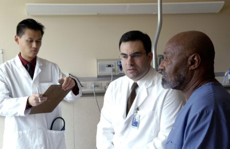 African-American Man Being Diagnosed with Prostate Cancer | Prostate Cancer Q & A With Radiation Oncologist Jerome Butler