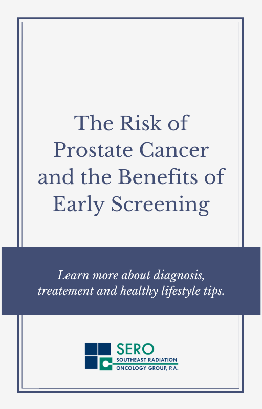eBook: The Risk of Prostate Cancer and the Benefits of Early Screening