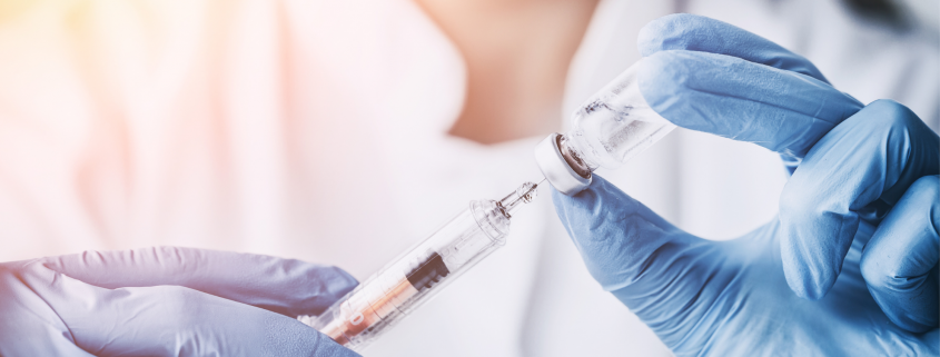 At this time, patients with cancer may be offered vaccination against COVID-19